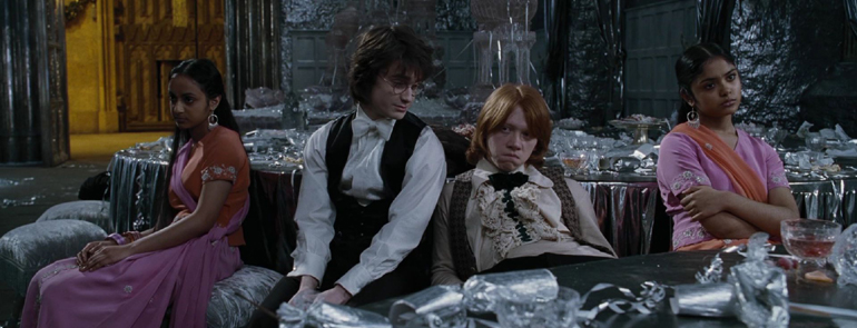 Episode 227 Gof 23 Revisit An Evening Of Blunders And Broken Hearts However, it is shown that the students may not necessarily share this idea, as krum attended the yule ball with hermione. episode 227 gof 23 revisit an evening of blunders and broken hearts