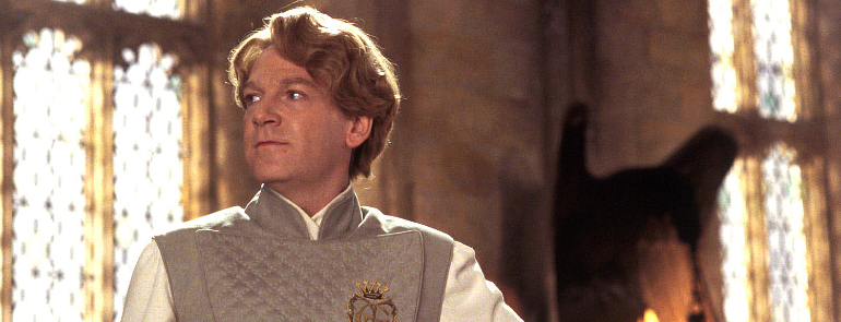 Lockhart at the Dueling Club
